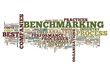 "Word Cloud ""Benchmarking"""