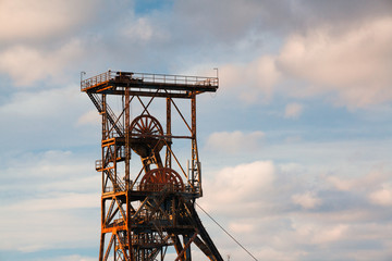 Old industry-Coal Mine