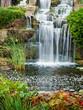 Waterfall in London park, Kew Gardens - 29847806