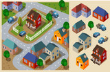 Neighborhood Isometric Vector
