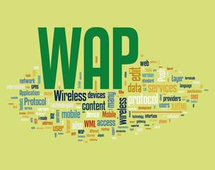 Wireless Application Protocol - WAP