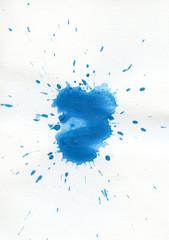 blue blot