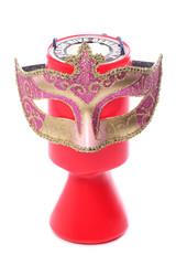 Charity donation and masquerade mask