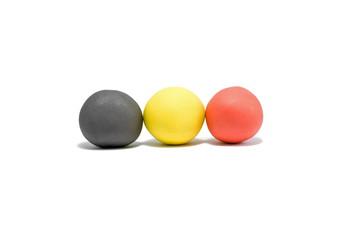 Nationalfarben Belgien