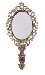 Retro style looking mirror