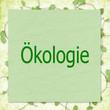 schild, begriff: ökologie
