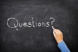 Questions blackboard