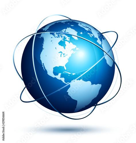 planète terre internet