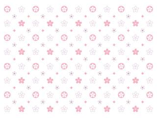 桜モノグラム