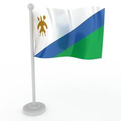 Flag of Lesotho
