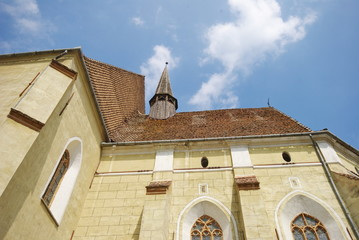 chiesa fortificata a Biertan