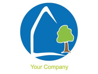 Haus & Landschaft Logo 2