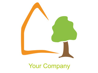 Haus & Landschaft Logo 1