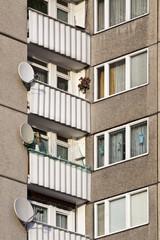 DDR - Plattenbau