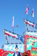 Carnival Flags and Lights