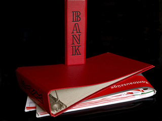 Bankbelege/Kontoauszüge