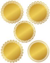 Kreisspitze gold