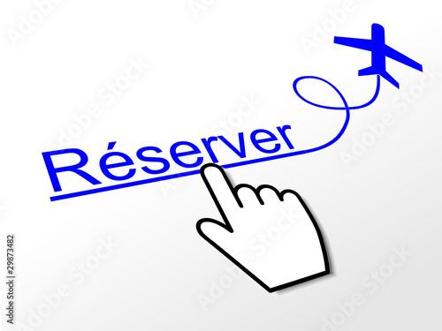 Communiqu presse reserver vol en ligne for Site de reservation