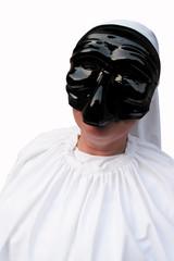 maschera di pulcinella