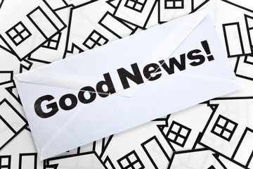 Good News and Home Sign