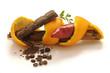 Cannella cioccolata peperoncino e caffè