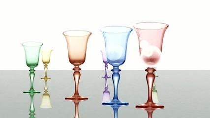 グラスの行進02