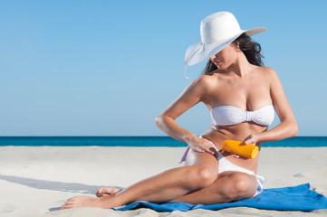 Sunbath protection