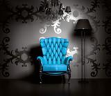 vintage interior - 29899291