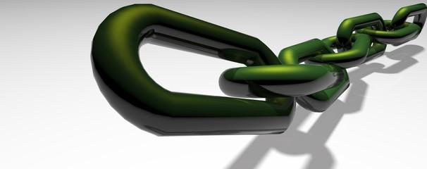 Inicio de la cadena verde