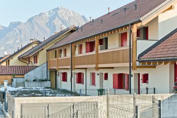 Casa per vacanze in montagna
