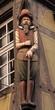 Sculpture, maison, patrimoine, Colmar
