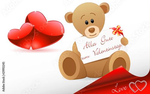 Djdarkflower   Fotolia.com Valentinstagsgruß