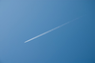 flying Contrail