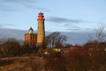 Leuchtturm Kap Arkona auf Rügen