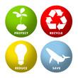 Enviromental Icons