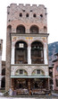 Tower in Rila Monastery, Bulgaria