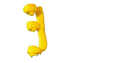 Create own yellow plasticine animation.