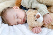 schlafendes Baby - 29939448