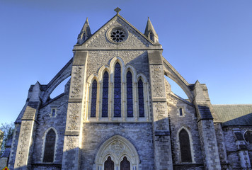 Christ Church Cathedral 1030 - Dublin, Ireland (Irland)