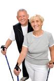 Fototapety Nordic Walking Senioren 03