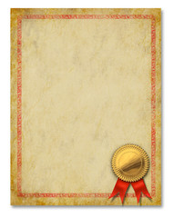 Certificate Frame Diploma Award Backgrounds Blank