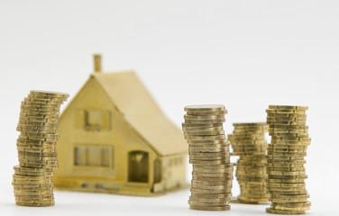 Sparen für ein Haus