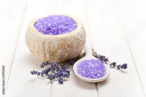 Lavender - aromatherapy treatment