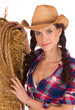 Intimate Portrait Cowgirl