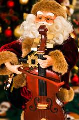 Papai Noel Músico