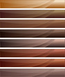 Copper banners
