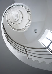 winding staircase