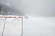 Pond Hockey Lake Louise, Albeta Canada