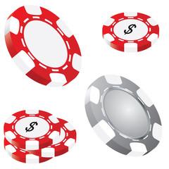 Lucky poker - 3D