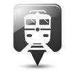 Symbole glossy vectoriel train 02